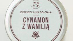 cynamon i wanilia