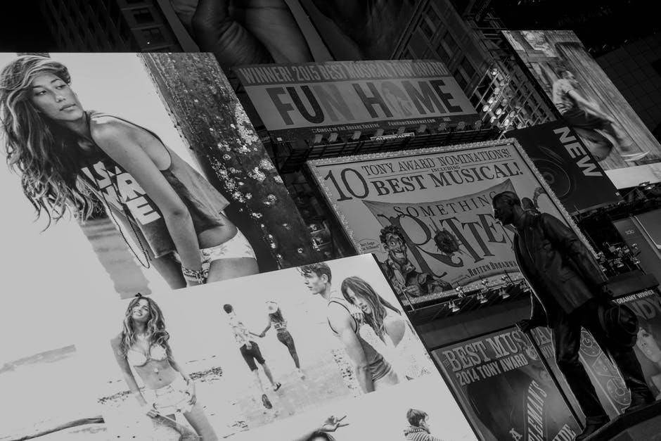 plakaty znanych osób