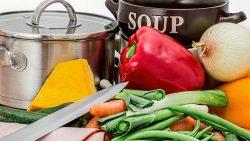 warzywa zupa